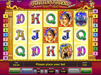 Golden Cobras Deluxe
