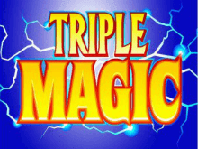 Онлайн играть в Triple Magic